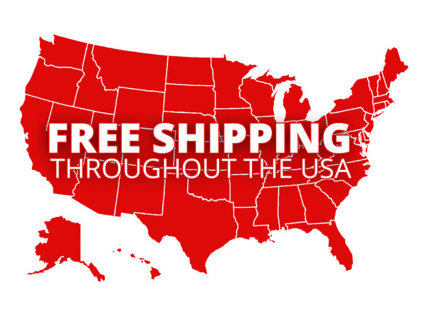 Free shipping on all kits and small components. No minimum required!  Need it faster? We offer Discounted USPS Priority Mail and UPS, too!