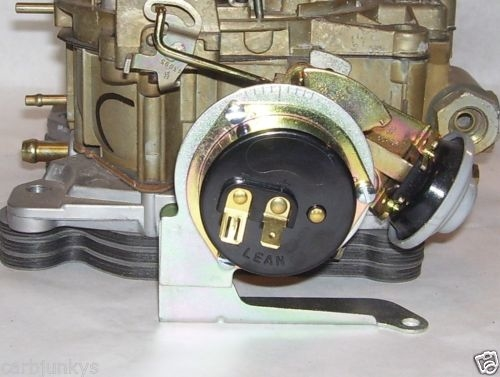Carburetor Electric Choke Conversion Kit Convert Your Cadillac 70 72 To