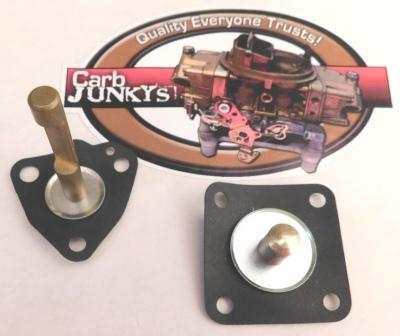 Accelerator Pump & Choke Pull-Off for 28 Pict 1 2, 30 PICT 1 2 3, 34 PICT 3  VW Beetle Solex 1961 - 74 34 PICT